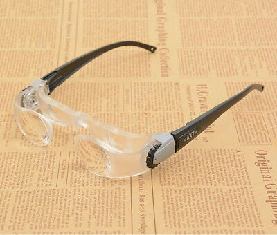 MaxTV Binocular TV Screen Magnifying Glasses Low Vision Aid Magnifier