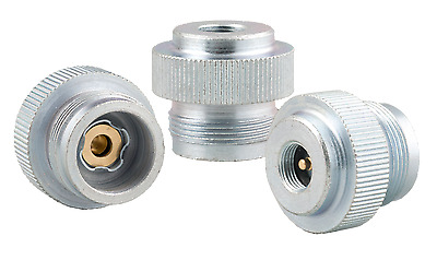 DYI  Blowtorch to gas cartridge Connection adaptor CGN600 to 7/16threaded valve