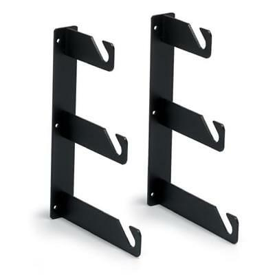 Triple background hooks, Manfrotto, set of 2