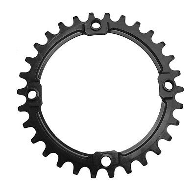 Works Components - 104BCD Narrow Wide Chainring - 30T