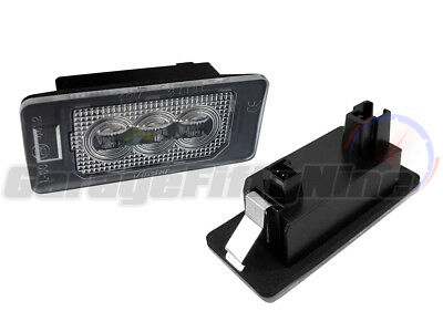 BMW LED CANBUS Rear Number Plate Light Licence Lamp 1 2 3 4 M2 M3 M4 E82 E90 F30