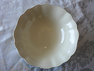 J G Meakin England Sunshine Yellow Cereal Bowl