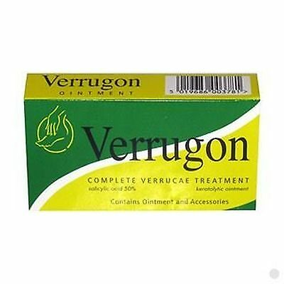 Verrugon Complete Verrucae Treatment Keratolytic Salicylic acid 6g