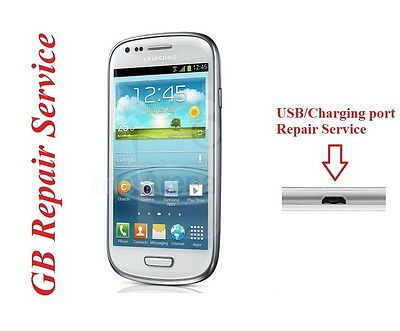 Samsung Galaxy S3 mini I8190 Charging Connector / USB Port Repair Service