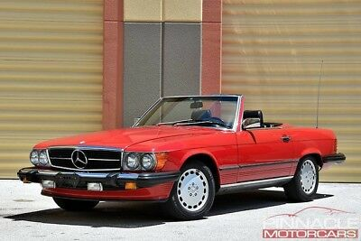 1989 Mercedes-Benz SL-Class  1989 Mercedes-Benz 560SL ULTRA RARE COLLECTOR QUALITY ORIGINAL OWNER 28K Mile SL