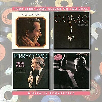 Perry Como - I Think Of You/Perry Como In Nashville/Just Out Of Reach/Today [CD]