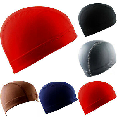 Men's Quick Drying Hat Cycling Skull Cap Bike Motorbike Under Helmet Thermal Neu