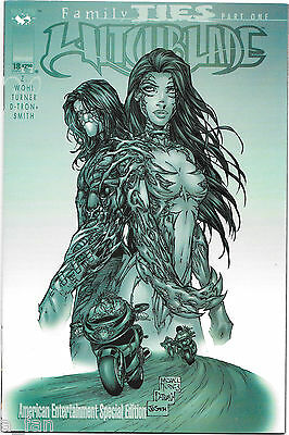Witchblade # 18 C November 1997  American Entertainment Special Edition Variant