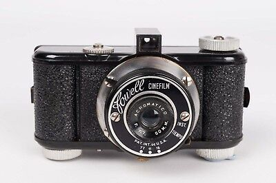 Fowell Cinefilm  bakelite camera made in Spain