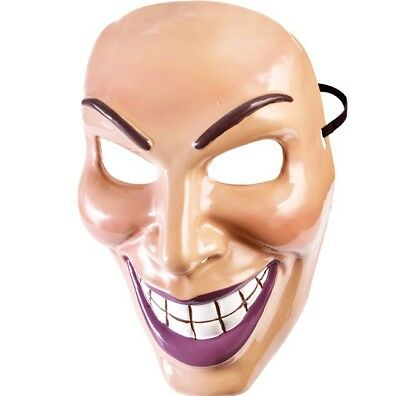 The Purge Mask Grin Halloween Film Movie Horror