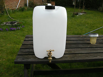 20 lts water container with brass tap