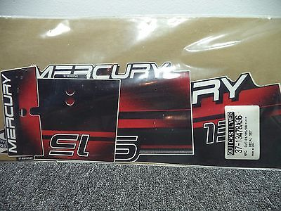 Quicksilver Mercury 37-13478A96