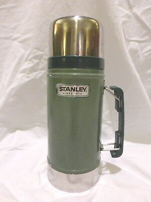 Vintage Aladdin Stanley 24 oz Wide Mouth Thermos A-1350B Made in USA