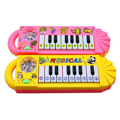 Baby Infant Toddler Kids Musical Piano Developmental Toy Early Educational WLSG