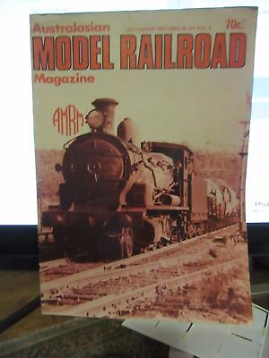 Australasian Model Railway Magazine July/August 1977 Issue 85  Vol 8 No 4