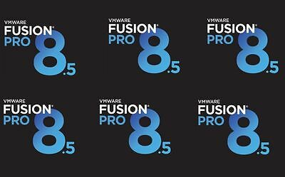 Vmware FUSION 8.5 PRO LIFETIME  LICENSE FULL VERSION  5 PC'S PER LICENCE