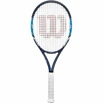 WILSON Ultra 100 Tennis Racket STRUNG grip 3