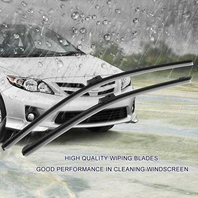"Front Window Wipers Set 22"" 18"" Blades Fit For Vauxhall Astra MK5 2004-2009 NE"