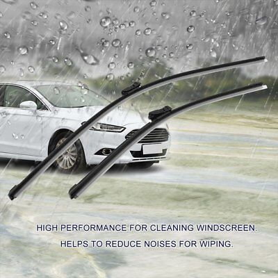 "For Ford Mondeo 2007-2014 26""+19"" Set of Front Windshield Wiper Blades Arms"