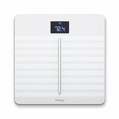 Withings Scales, Cardio Heart Health, Body Weight Composition with Wi-Fi & App