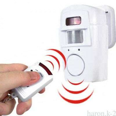Security Infrared Wireless High Quality Motion Outdoor Alarm Sensor Alert Detect
