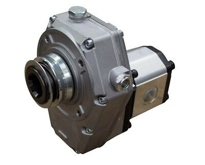 Group 2, Aluminium Hydraulic PTO Gearbox and Pump Assembly