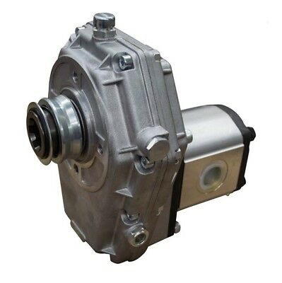 Flowfit Hydraulic PTO Gearbox and Group 3 Pump Assembly, Aluminium