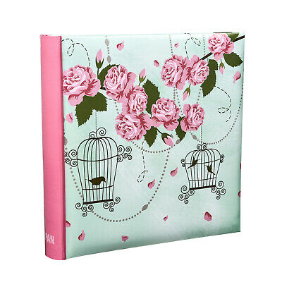 Slip In Photo Album Storage Organizer Memo Album 6x4''/10x15 cm 200 Pockets