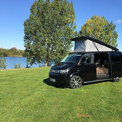 Premium VW T5 Camper Van Hire - 7 days hire Oct-March