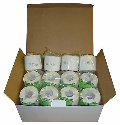 "New Elastic Adhesive Bandage EAB Rugby Tape 5cm (2"") x 4.5m Box of 24 rolls"