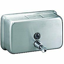 Bradley Soap Dispenser,#6542-000000
