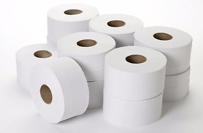 2 Ply Mini Jumbo Toilet Roll **Cheapest 150M Rolls on eBay**