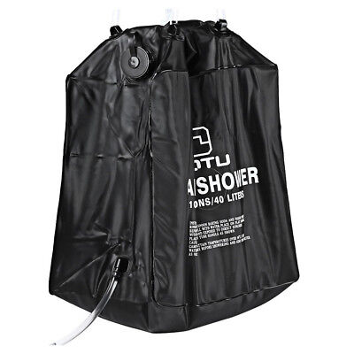 AUTO 40L Solar Camping Shower Bag for Outdoor Camping and Hiking B2I1
