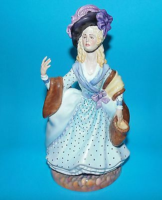 Peggy Davies figurine The illustrious Ladies of the stage ' Sarah Siddons ' 1st