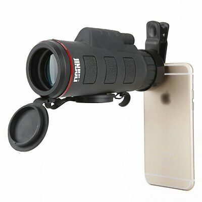 35x50 Optical Telephoto HD Zoom Camera Telescope Lens Universal For Mobile Phone