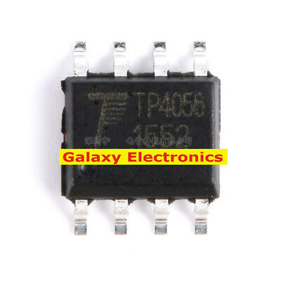 5PCS TP4056 SOP-8 TP Chips For Battery Charging Board Charger Modul S1
