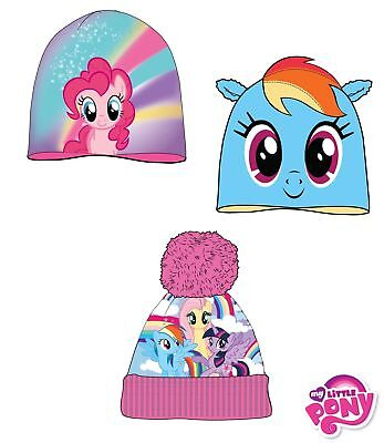 official my little pony  winter hats 3-10 YEARS free 2nd class post girls