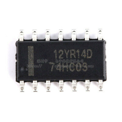10pcs Original HCF4069UBE DIP14 logic chip CMOS six non-door 15V