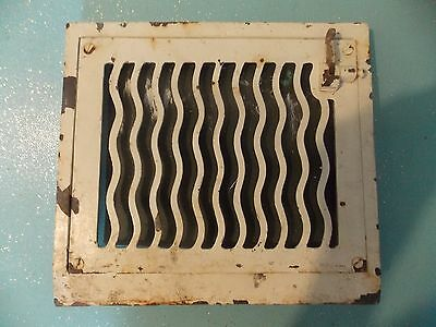 Vintage Cast Iron Heat Register Vent
