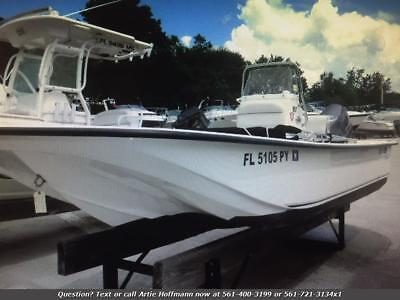 2015 Key West 197 Skiff Solid Boat+Trailer+Yamaha 4 Stroke Power, We Finance FL