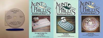 Aunt Philly's DVD, Booklet and Needle Bundle
