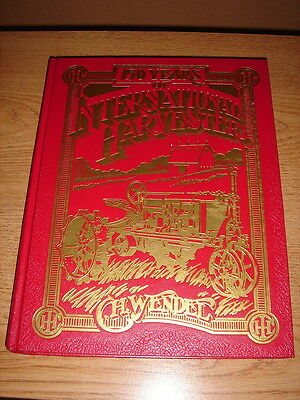 150 years of International Harvester Farmall tractors book mint condition