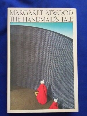 The Handmaid's Tale - First American Edition By Margaret Atwood
