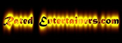 RatedEntertainers.com Entertainment / Entertainers agency Domain name MEMORABLE