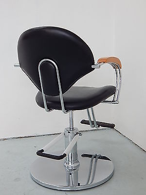 Hairdressing Styling Hydraulic Base Chair NEW DESIGN