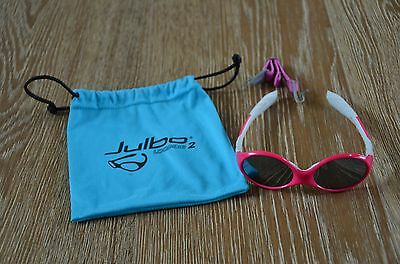 Julbo Baby Looping Sunglasses with Spectron 4 Baby Lens 12-24 months ond GUC
