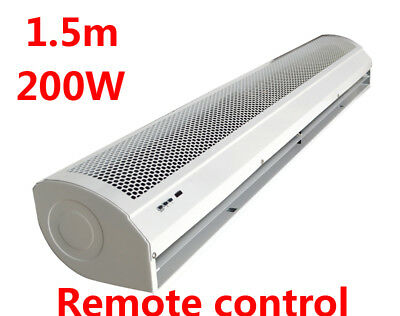 110V 59inch /1.5m Updated Flow Air Curtain/ Air Door FM-1215T/Y5G