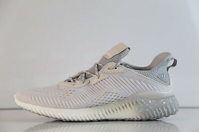 40dad989f41 Adidas Reigning Champ Alphabounce 1 RC Core White Grey Chalk CG5328 8.5-13  alpha
