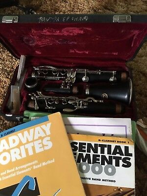 clarinet plus extras