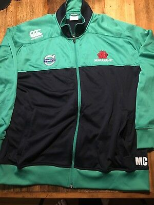Super Rugby NSW Waratahs player issue rugby union training jacket